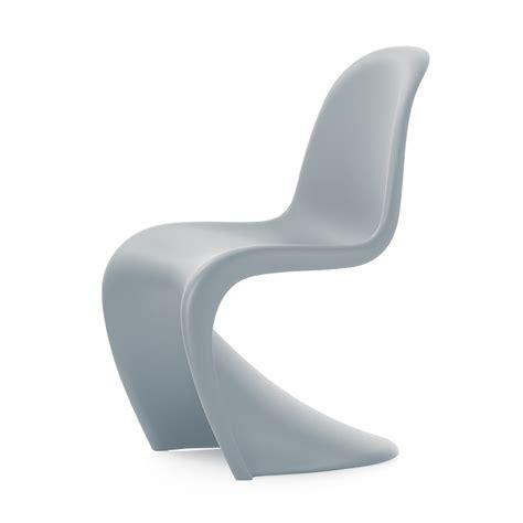 Vitra Panton Chair by Vitra Panton Chair Grey 163 225 00 Octer