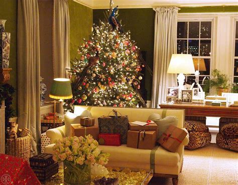 decorating your apartment for christmas in nyc at home with burch