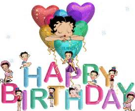 Betty Boop Birthday ECards