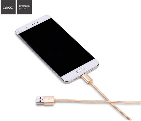 Hoco X1 3 In 1 Lightning Micro Usb And Usb Type C Charg Diskon 1 hoco x2 micro usb braided cable for smartphone silver