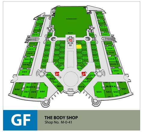 body shop floor plans city mall kota kinabalu s shopping heaven