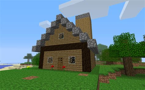 how do you make a house how to build an easy nice comfty house survival mode