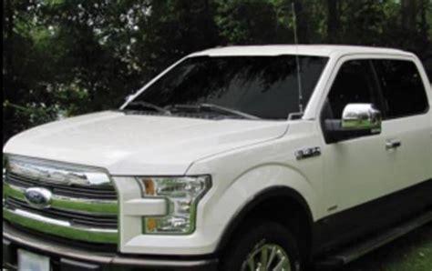ford fender cb antenna mount    trucks