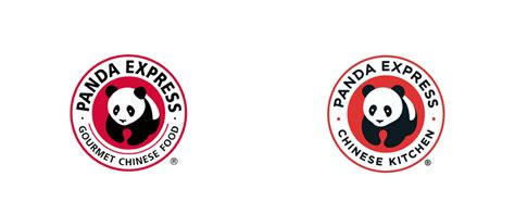Brand new new logo and identity for panda express