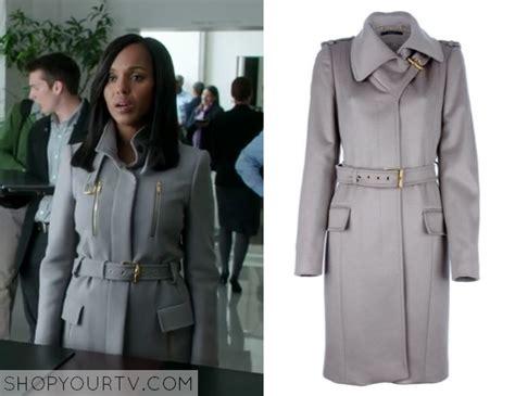 Pope Wardrobe Grey Coat shop your tv season 4 episode 1 olivia s grey