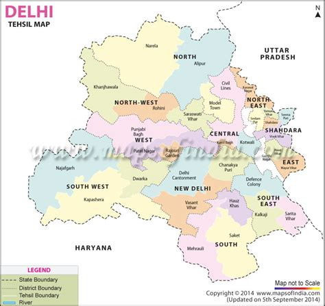 world map city wise delhi tehsil map