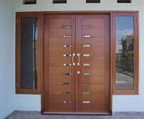 Gordyn Standar Ukuran Pintu 100x220 Berkualitas pd sinar barokah harga pintu utama kayu bogor pd sinar barokah