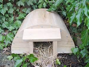 original hedgehog house hh1 the hedgehog