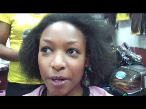 black salon seoul black hair salon in south korea youtube