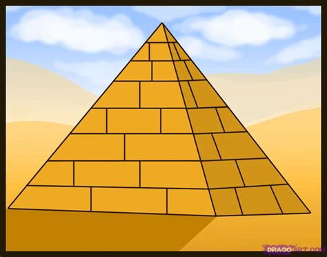 pyramid clipart 3d pyramid clipart clipart suggest
