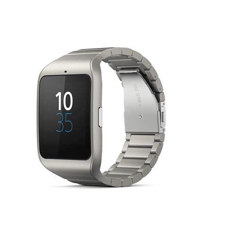 Sony Smartwatch 3 Metal sony smartwatch 3 la variante en m 233 tal bien plus