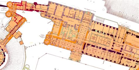 floor plan of windsor castle windsor castle ground floor windsor castle pinterest