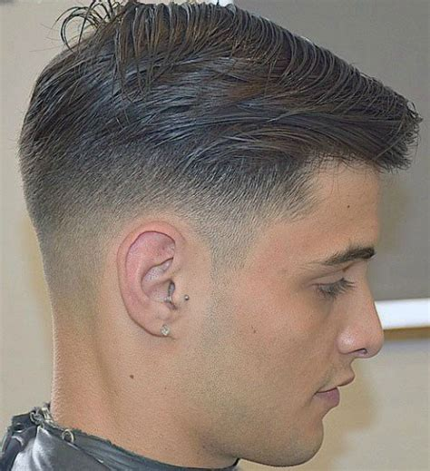men hairstyles with lines fade haircut 21 top men s fade haircuts 2018