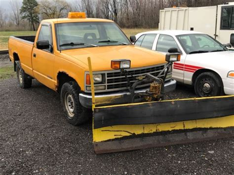 car owners manuals for sale 1992 chevrolet 2500 engine control 1992 chevrolet k2500 pickup truck w plow for sale chevrolet c k pickup 2500 1992 for sale