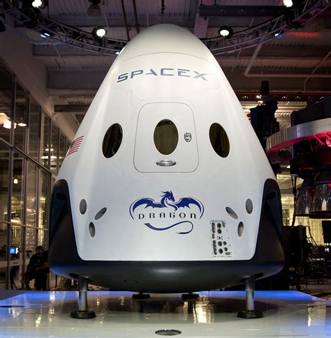 Interior Design Simulator space spacex dragon v2 is ready for crew