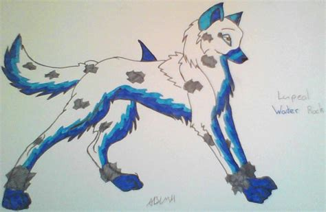 fan made fan made lupeal by artywolf1 on deviantart