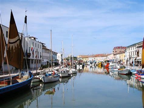 porto canale cesenatico porto canale viaggi vacanze e turismo