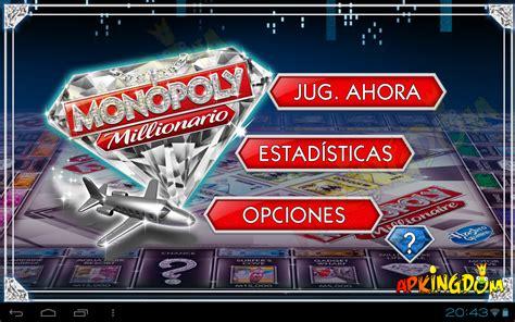 monopoly millionaire apk copia de seguridad descargar monopoly millionaire premium v1 4 8 apk