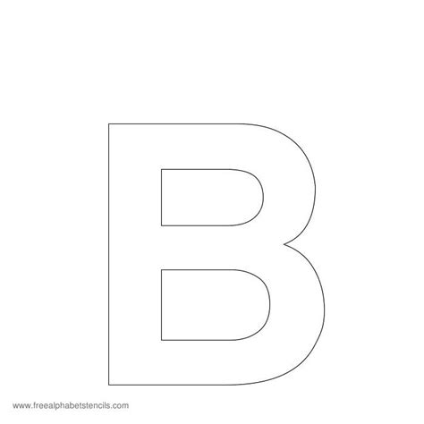 printable letter stencils walls arial headline a z alphabet stencils for walls