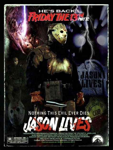 friday the 13th part 6 jason lives dvdrip friday the 13th part 6 jason lives horror amino