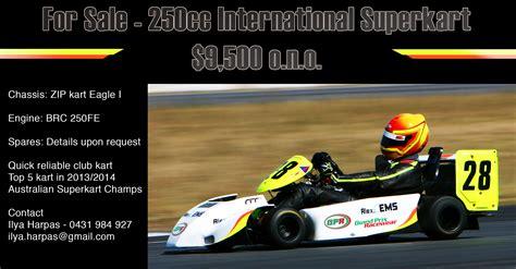 Superkart   250 International   Speedcafe Classifieds