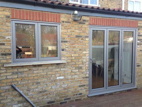 Environmentally Friendly Houses by Aluminium Bi Fold Doors Enfield Bi Fold Doors North London