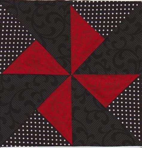 Pinwheel Quilt Block by Pinwheel Quilt Block Pinpoint