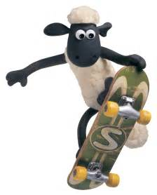 shaun sheep character picture graphic clipart gift ideas blog