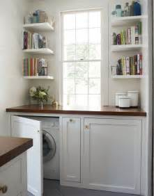 Laundry Room In Kitchen Ideas by 15 Laundry Spaces That Cleverly Conceal Their Unsightly