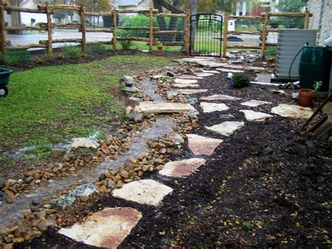 front yard drainage ditch 1000 images about drainage on
