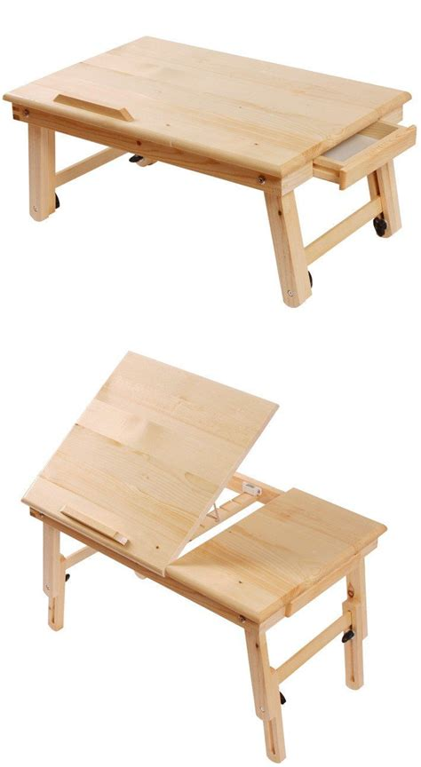 wood bed tray table best 25 laptop table ideas on laptop tray