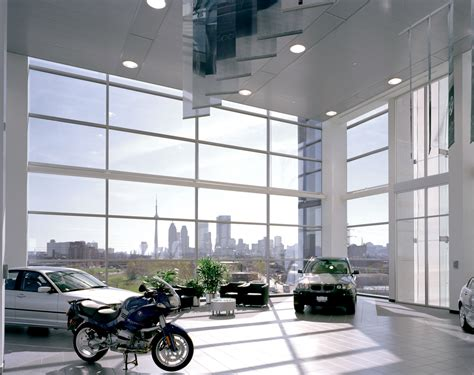 bmw showroom design bmw toronto quadrangle architects
