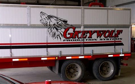 Aftermarket Truck Accessories Ltd Lethbridge Ab Custom Graphics Signs Fleet Graphics Oilfield