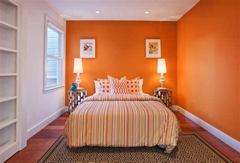 Orange Yellow Bedroom orange and yellow bedroom ideas attractive orange