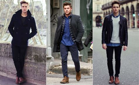 to wear with boots mens how to wear boots the idle