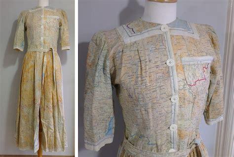 wedding dress   world war ii escape map