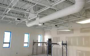 painted white exposed ceiling google search smmc