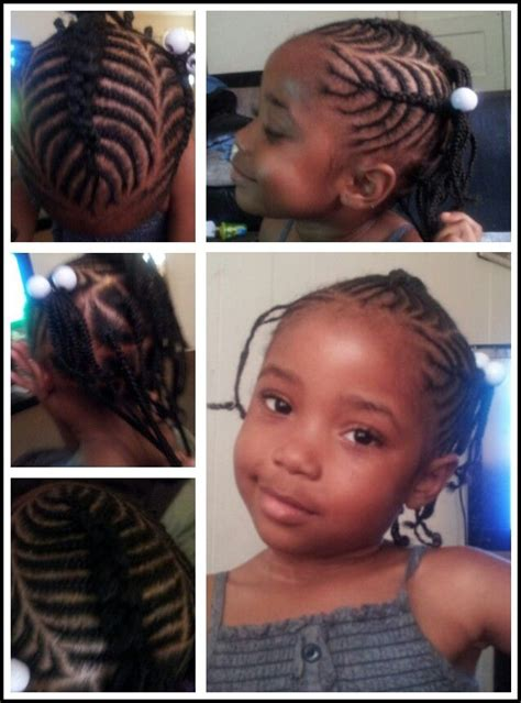 fishbone braids hairstyles cornrows fishbone braids cornrows ponytails my munchkin