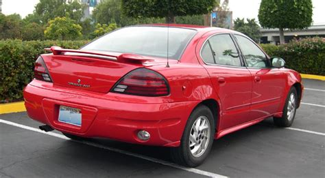 2005 Pontiac Grand Am File 2005 Pontiac Grand Am Rear Jpg