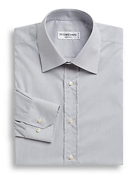 ysl shirt helensari store amit shah yves laurent modern fit cotton dress shirt