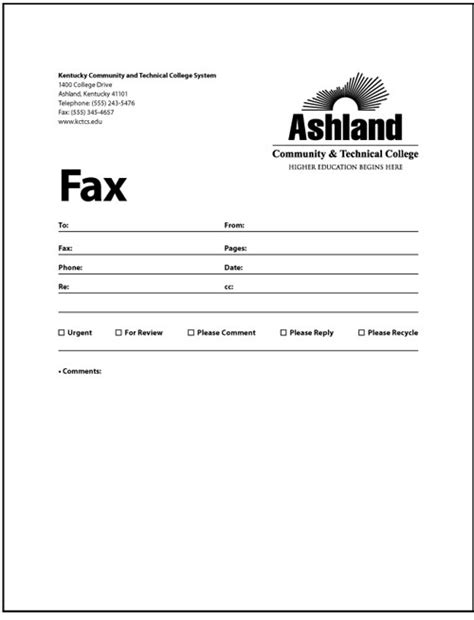 fax forms template basic 07 cover sheet templates by myfax 7 free printable