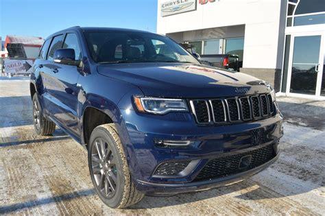 navy blue jeep grand cherokee new 2018 jeep grand cherokee grand cherokee overland 4