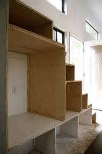 house stairs create 25sf storage with these tiny house stairs