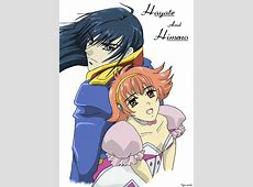Hayate and Himeno by Egyptian-Dragoness on DeviantArt Hayate And Himeno