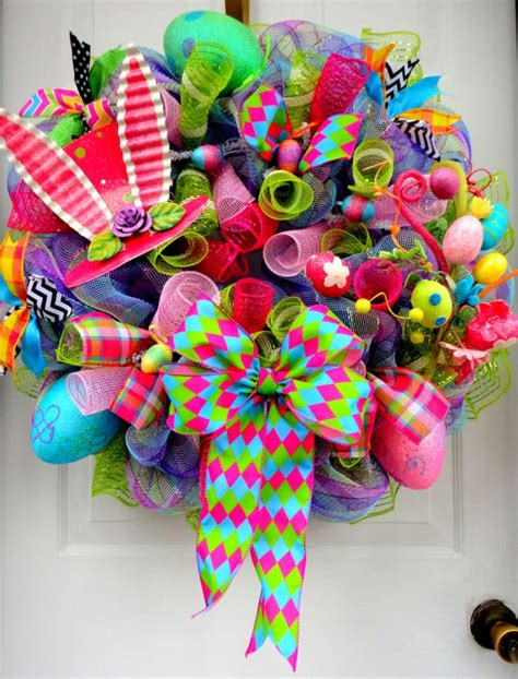 easter wreath 26 creative and easy handmade easter wreath designs style motivation