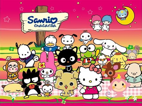 Hello Kitty Character Wallpaper | sanrio backgrounds wallpaper cave