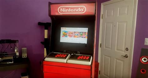 make your own mame cabinet video how to make your own awesome nintendo switch arcade