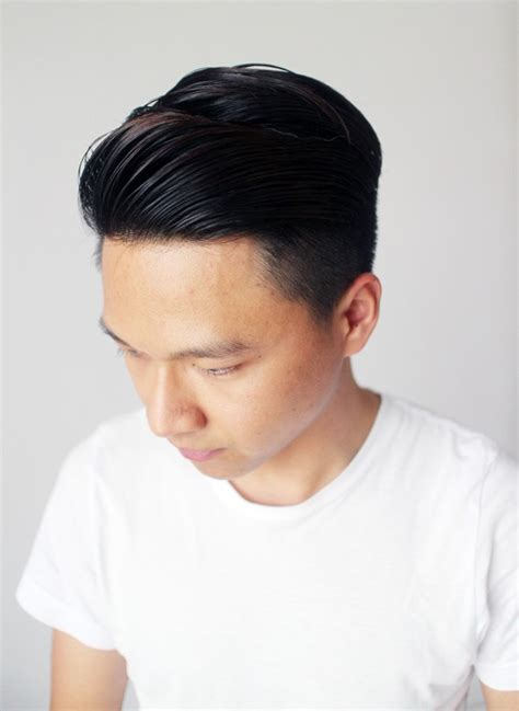 model rambut rockabilly undercut