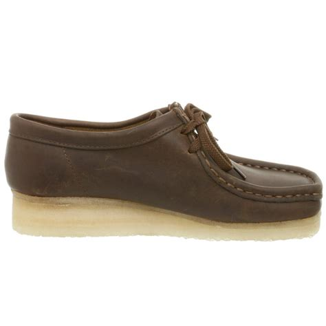 wallabee shoes clarks s wallabee oxfords shoes beeswax ebay