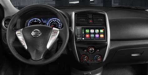 Nissan Versa 2019 Interior by Nissan Versa 2019 Precios Y Versiones En M 233 Xico Autos Y